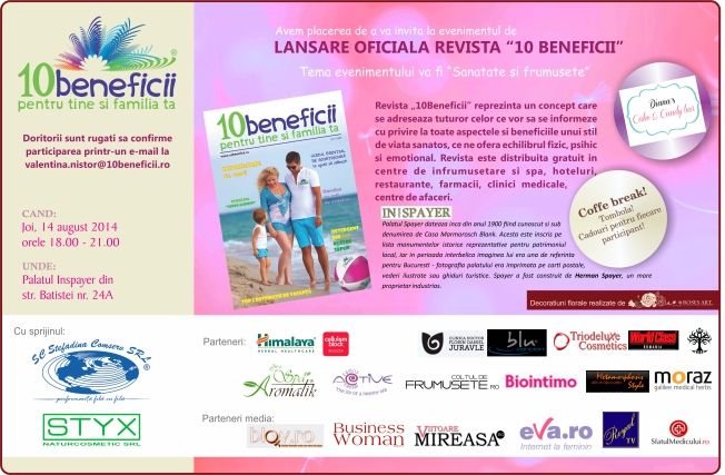invitatie eveniment aug